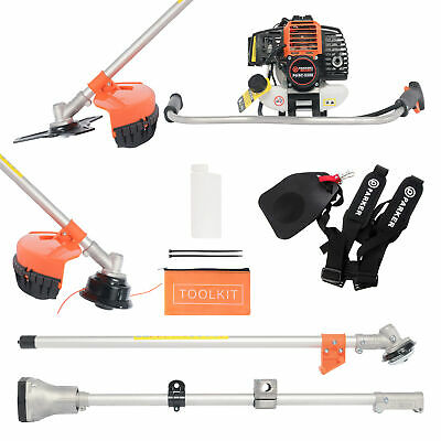 View Details 52cc Petrol Brush Cutter, Grass Line Trimmer • 98.99£