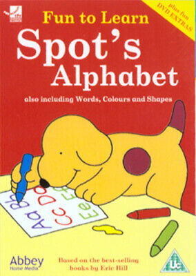 £1.83 • Buy Spot: Spot's Alphabet DVD (2005) Cert Uc Highly Rated EBay Seller Great Prices