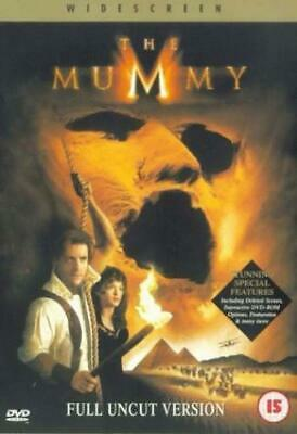 £1.70 • Buy The Mummy DVD (2000) Brendan Fraser, Sommers (DIR) Cert 15 Fast And FREE P & P