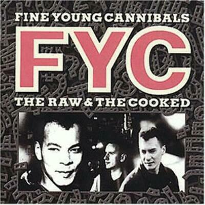 Fine Young Cannibals : The Raw & The Cooked CD Expertly Refurbished Product • 2.01£