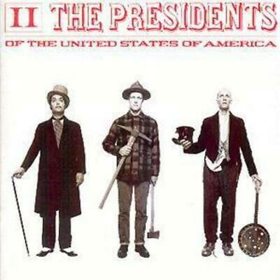 The Presidents Of The United States Of America : II CD (1999) Quality Guaranteed • 2.15£