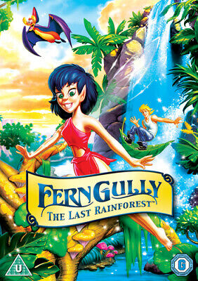 £1.85 • Buy FernGully: The Last Rainforest DVD (2006) Bill Kroyer Cert U Fast And FREE P & P