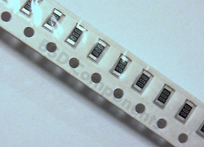 $1 • Buy 0603 SMD/SMT Surface Mount Resistors - 50pcs  10, 100, 1K, 10K, 100K, 1M Ohm