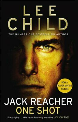 £3.99 • Buy Jack Reacher (One Shot) By Child, Lee Book The Cheap Fast Free Post