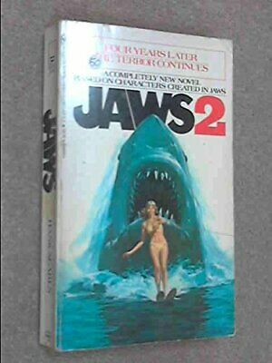 Jaws 2 By Searls, Hank Paperback Book The Cheap Fast Free Post • 9.99£