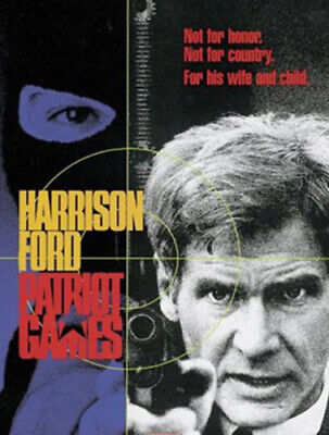 £1.92 • Buy Patriot Games DVD (2003) Harrison Ford, Noyce (DIR) Cert 15 Fast And FREE P & P