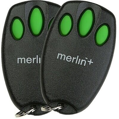 AU69.90 • Buy Garage Door Remote Control Chamberlain Merlin C945 Genuine C945 Suit MR650 X2