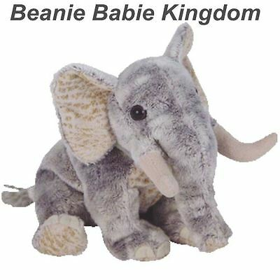 Ty Beanie Babie * BAHATI * The African Elephant 6  - Ty Store Exclusive / WWF • 12.90£