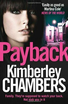 Payback (Butlers 2) By Chambers, Kimberley Book The Cheap Fast Free Post • 5.88£