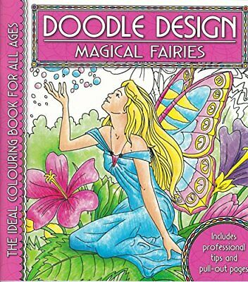 £3.59 • Buy Doodle Design Colouring Book Pad - By Holland Publishing Paperback Book The