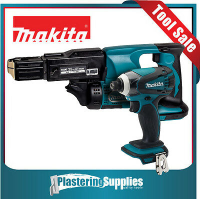 AU454 • Buy Makita Screwgun Impact Driver Cordless BARE TOOLS DFR450 XDT11