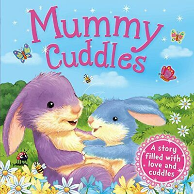 Gift Book - Toddler - Mummy Cuddles By Igloo Books Book The Cheap Fast Free Post • 3.59£