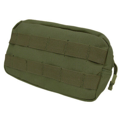 £18.95 • Buy Condor Tactical Utility Pouch Molle Airsoft Storage Hunting Case Webbing Olive