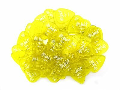 $ CDN23.31 • Buy Dunlop Guitar Picks  Gel  72 Pack  Extra Heavy  Yellow