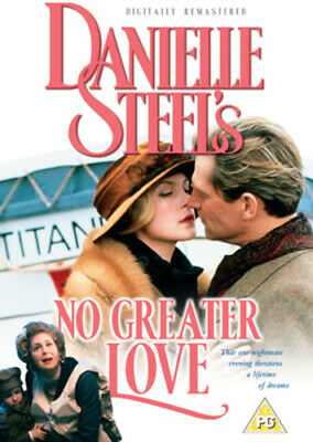 Danielle Steel's No Greater Love DVD (2006) Kelly Rutherford, Heffron (DIR) • 2.14£