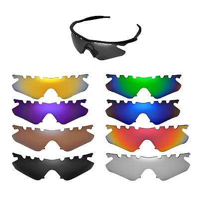 b297fc56a7 WL Vented Replace Lenses For Oakley M Frame Heater Sunglasses-Multiple  Options • 16.99
