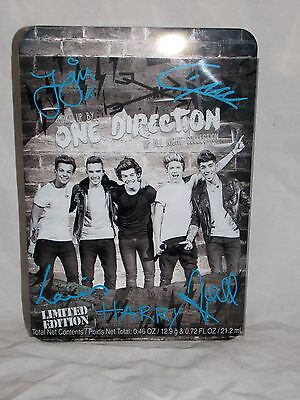£13.04 • Buy One Direction UP ALL NIGHT Collection Makeup Kit Brick Wall Tin Box New