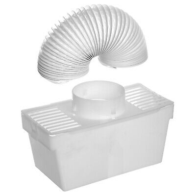 £8.20 • Buy Universal Tumble Dryer Condenser Vent Kit Box With Hose - Fits All Makes