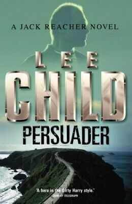 £3.59 • Buy Persuader (Jack Reacher) By Child, Lee Hardback Book The Cheap Fast Free Post