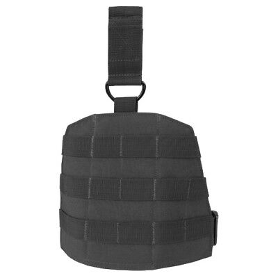 Condor Army Drop Leg Panel Molle Webbing Platform Tactical Police Security Black • 20.95£