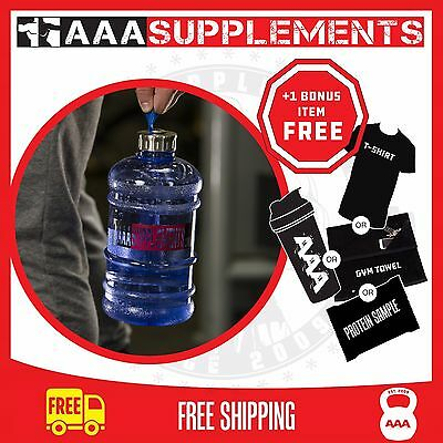 AU14.99 • Buy AAA Water Bottle | 2.2 Litre | BPA Free | Gym Fitness Sports Training Workout