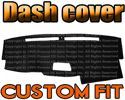 $42.90 • Buy Fits 2004-2015 NISSAN TITAN DASH COVER MAT DASHBOARD PAD / BLACK
