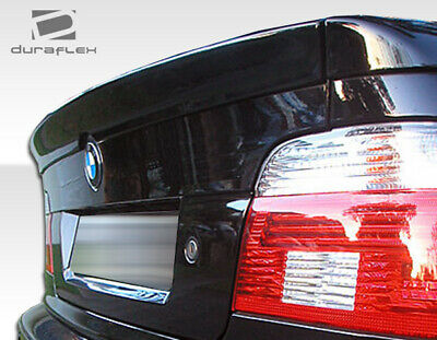 $132 • Buy Duraflex Series E39 4DR AC-S Wing Trunk Lid Spoiler 3 Piece For 5 BMW 97-03