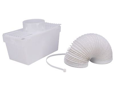 £8.20 • Buy New Hotpoint Tumble Dryer Condenser Air Vent Hose Pipe Kit Box