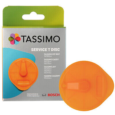 Genuine Bosch T Disc For Tassimo T55 Filter Coffee Machine Service Disk 00632396 • 5.95£