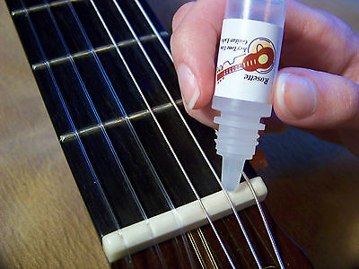 $ CDN9.95 • Buy Guitar Nut Lubricant / Tuner Gear Lube For Classical Guitar, Acoustic Guitar