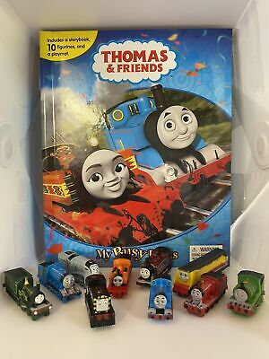 Thomas & Rosie Busy Book - Story 10 Figures And A Playmat Cake Toppers Uk Stock • 11.99£