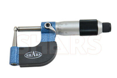 $29.95 • Buy SHARS 0-1  Tube Micrometer 0.0001  Graduation Carbide Tipped NEW P}