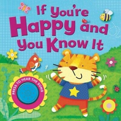£3.59 • Buy If You're Happy And You Know It (Padded Story Time) By Igloo Books Book The