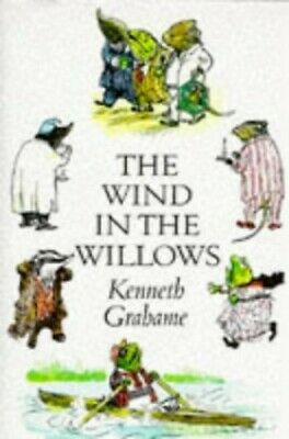 The Wind In The Willows By Grahame, Kenneth Hardback Book The Cheap Fast Free • 13.99£