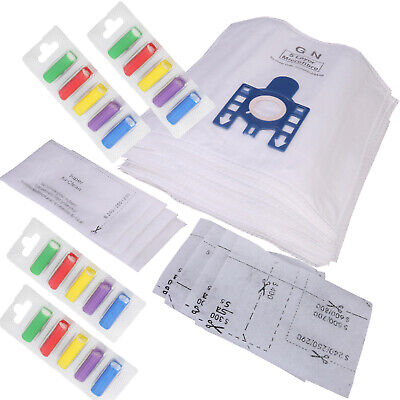 £12.99 • Buy 20 X GN Type Vacuum Dust Bags Filters & 20 X Air Fresheners For Miele S5281