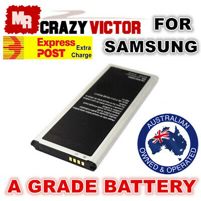 AU14.95 • Buy **AU SELLER** New Battery For Samsung Galaxy Note 4 SM-N910G N9100 EB-BN910BBK