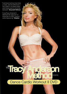 The Tracy Anderson Method: Dance Cardio Workout II DVD (2012) Tracy Anderson • 2.29£