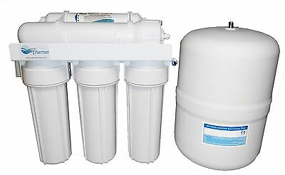 5 Stage Reverse Osmosis Water Filter With Alkaline Upgrade, For Alkaline Water • 149.95£