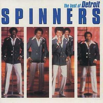 £20.36 • Buy The Best Of Detroit Spinners CD (2000) Highly Rated EBay Seller Great Prices