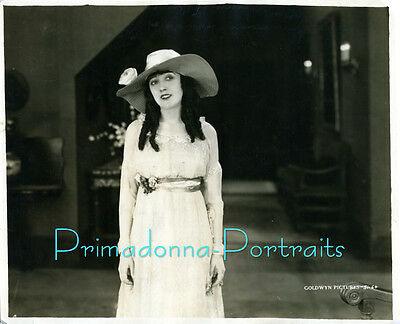 $13.49 • Buy MABEL NORMAND 8x10 Lab Photo  WON IN A CLOSET  1914 Silent Film RARE Portrait