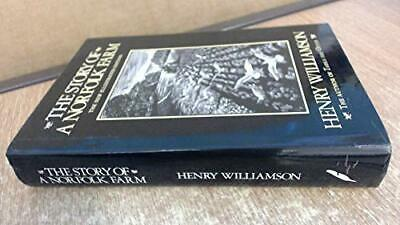 £22.99 • Buy Story Of A Norfolk Farm By Williamson, Henry Hardback Book The Cheap Fast Free