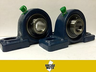 $88.70 • Buy (2 PIECES) 60MM Pillow Block Bearing, UCP212 60MM  Solid Base P212
