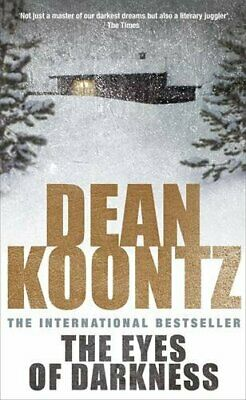 The Eyes Of Darkness: A Terrifying Horror Novel Of ... By Koontz, Dean Paperback • 14.99£