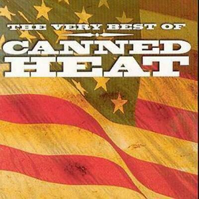 £5.35 • Buy Canned Heat : The Very Best Of Canned Heat CD (2000) ***NEW*** Amazing Value