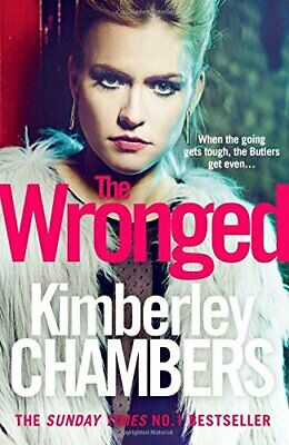 £6.49 • Buy The Wronged (Butlers 3) By Chambers, Kimberley Book The Cheap Fast Free Post