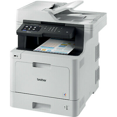 AU10390 • Buy Brother MFC-L8900CDW A4 Colour Multifunction Printer For TN441 TN443 DR441 TN446