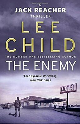 The Enemy: (Jack Reacher 8) By Child, Lee Paperback Book The Cheap Fast Free • 3.90£