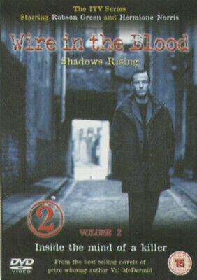 £3.48 • Buy Wire In The Blood: Shadows Rising DVD (2004) Robson Green Cert 15 Amazing Value