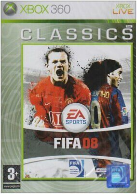FIFA 08 Classic (Xbox 360) VideoGames Highly Rated EBay Seller Great Prices • 2.32£