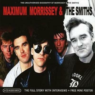 Maximum Morrissey And The Smiths CD (2004) ***NEW*** FREE Shipping, Save £s • 4.19£